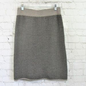 Adrienne Vittadini Wool blend  Pencil skirt